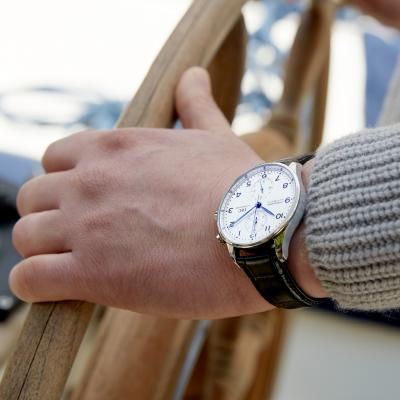 IWC Portugieser Chronograph Edition 150 YEARS