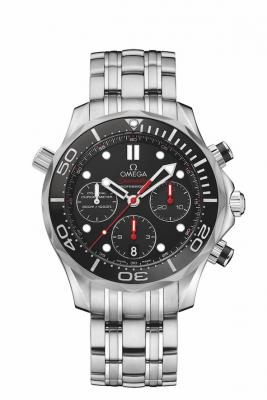 Omega Seamaster Diver 300 m Co-Axial Chronograph