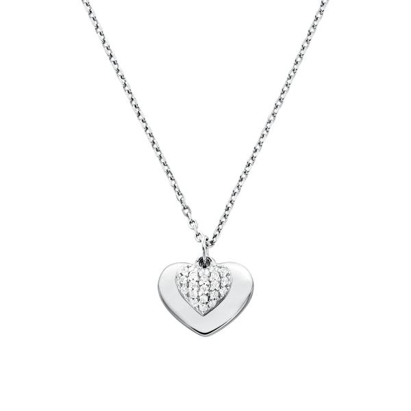 michael kors halsband silver