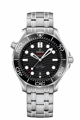 Omega Seamaster Diver 300 m Co-Axial Master Chronometer 42 mm
